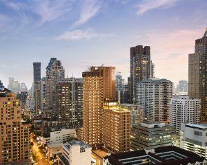 香港-曼谷 2天自由行 曼谷新浩中央酒店 單程曼谷酒店至曼谷機場接送 (5 Seats - 最多可乘載3人連各人1件行李)