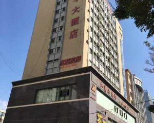 香港-庫爾勒自由行 中國國際航空公司-庫爾勒金豐大酒店