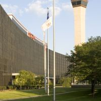 芝加哥奧黑爾機場希爾頓酒店(Hilton Chicago O'Hare Airport)