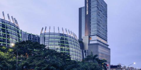 長榮航空盤泰因達卡普美居雅加達酒店