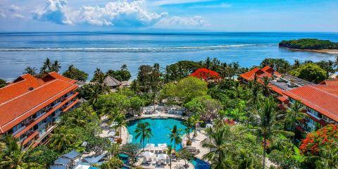 新加坡航空+巴厘島努沙杜瓦威斯汀度假酒店