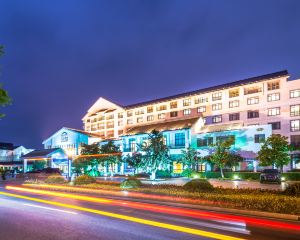 香港-蘇州自由行 中國東方航空公司-太倉婁東賓館