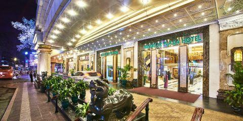 長榮航空+温莎廣場酒店