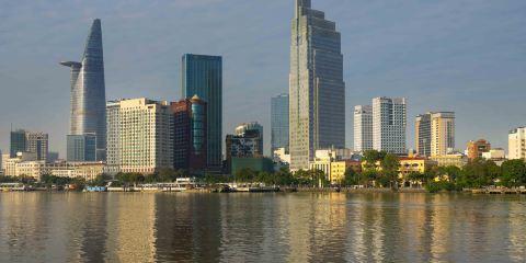 越南航空公司西貢喜來登酒店