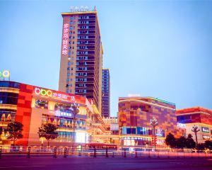 香港-瀘州自由行 中國東方航空麗楓酒店(瀘州步步高新天地店)