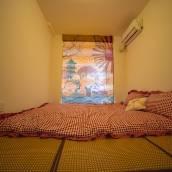 青島宿寐平生大學路旁獨立庭院公寓