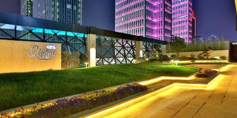 中國南方航空公司義烏環球酒店
