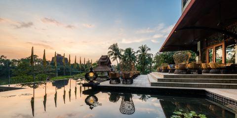 泰國國際航空公司察殿仰光皇家湖酒店