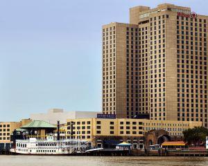 香港-新奧爾良自由行 全日空航空-新奧爾良希爾頓河景酒店