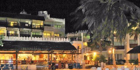 土耳其航空+班布里海灘酒店
