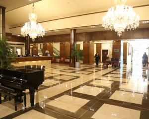 香港-伊斯蘭堡自由行 泰國國際航空公司-伊斯蘭堡萬豪酒店