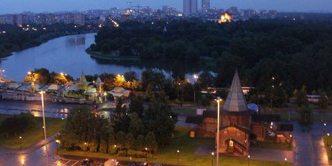 中國南方航空公司莫斯科伊茲麥洛瓦伽瑪酒店