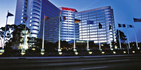 加拿大航空公司洛杉磯大道喜來登酒店