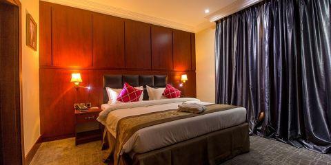 埃塞俄比亞航空+大培拉套房酒店