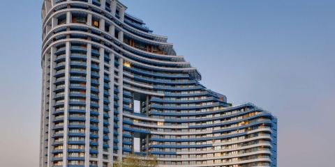 中國國際航空公司伊斯坦布爾歐託瑪雷麗笙藍標酒店