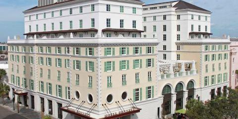 美國聯合航空查爾斯頓貝內特酒店