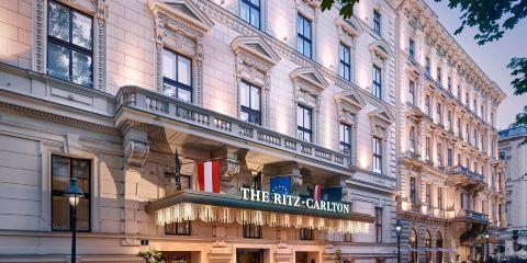 大韓航空+麗思卡爾頓酒店維也納酒店