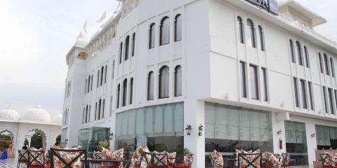 印度航空公司+烏代布爾宮殿麗笙度假村酒店