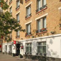 多梅尼斯波特多利宜必思酒店(Ibis Daumesnil Porte Doree)