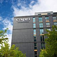法蘭克福輝盛凱貝麗酒店式服務公寓(Capri by Fraser, Frankfurt)