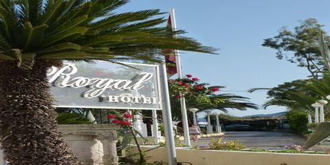 瑞士國際航空+The Royal Grand Hotel