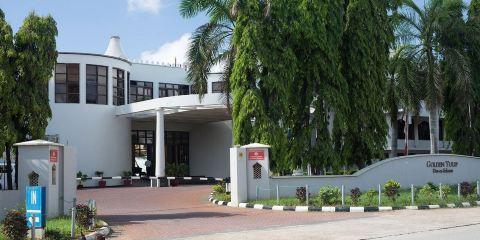 國泰航空+坦尚尼亞金色鬱金香酒店