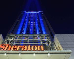 香港-布加勒斯特自由行 英國航空布加勒斯特喜來登酒店