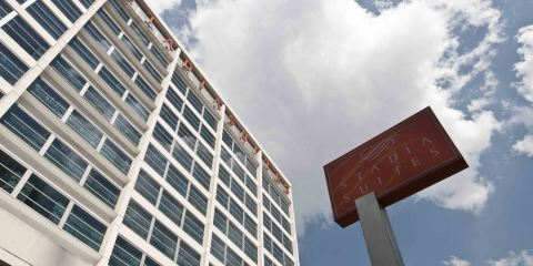 美國達美航空公司+墨西哥城聖塔菲斯塔迪亞套房酒店