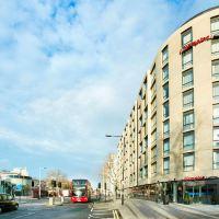 歡朋倫敦滑鐵盧希爾頓酒店(Hampton by Hilton London Waterloo)