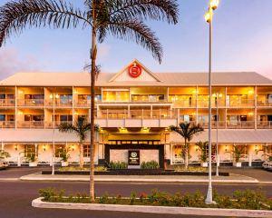香港-阿皮亞自由行 新西蘭航空-薩摩亞阿吉格雷簡易別墅喜來登酒店