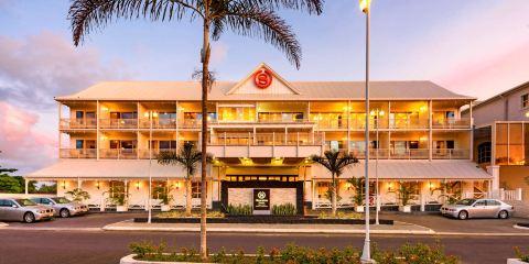 新西蘭航空薩摩亞阿吉格雷簡易別墅喜來登酒店