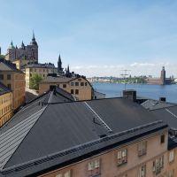 斯德哥爾摩斯拉森希爾頓酒店(Hilton Stockholm Slussen Hotel)