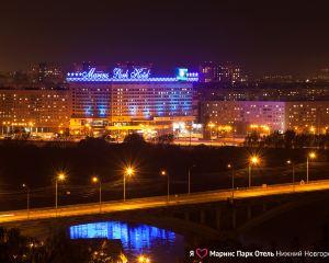 香港-下諾夫哥羅德自由行 俄羅斯航空馬林斯公園酒店