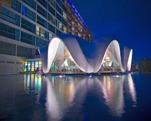 香港-圣胡安自由行 美國聯合航空聖胡安孔查萬麗酒店