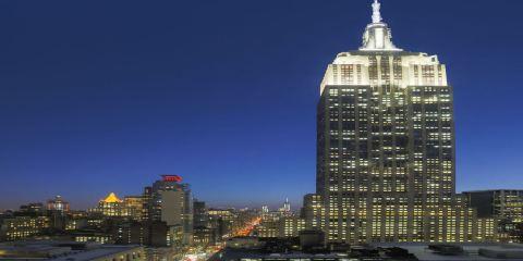 中國國際航空公司紐約朗廷酒店,第五大道
