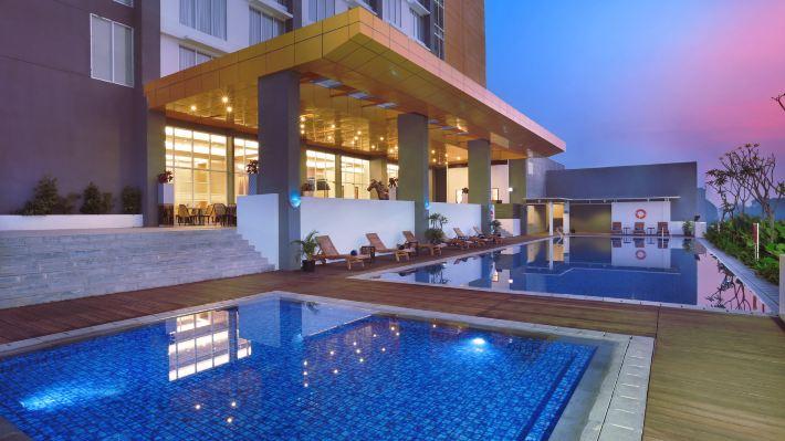 阿斯頓巴努阿班加爾馬辛酒店及會議中心