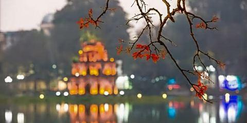 國泰航空河內金色假日酒店