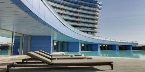 德國漢莎航空伊斯坦布爾歐託瑪雷麗笙藍標酒店