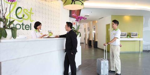 香港航空雅加達宰斯特機場酒店