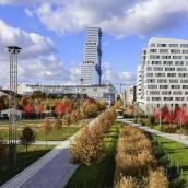 阿德吉奧巴黎 15 城市公寓