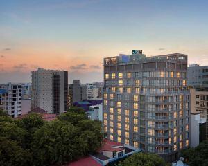 香港-馬里自由行 阿聯酋航空-馬爾代夫JEN香格里拉大酒店