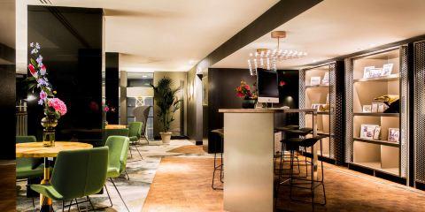 英國航空阿姆斯特丹NH精選花卉市場酒店