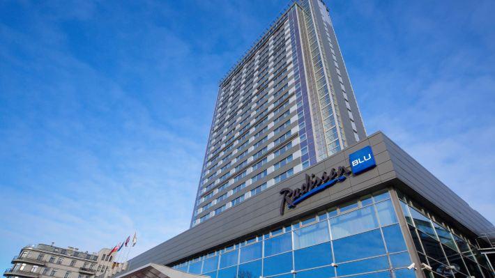 拉脱維亞里加麗笙會議水療酒店
