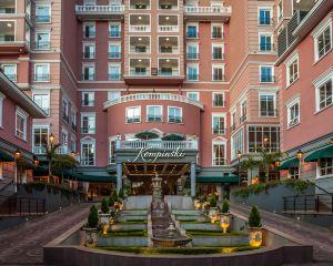 香港-奈羅比自由行 印度捷特航空公司內羅畢凱賓斯基羅薩別墅酒店