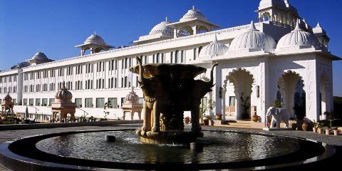 印度捷特航空公司烏代布爾宮殿麗笙度假村酒店