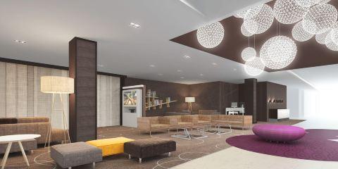 荷蘭皇家航空公司華沙中心諾富特酒店