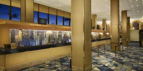 印度航空公司芝加哥奧黑爾機場希爾頓酒店