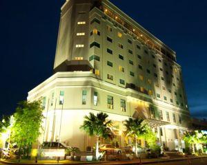 香港-亞羅士打自由行 馬來西亞航空公司亞羅士打星園大酒店
