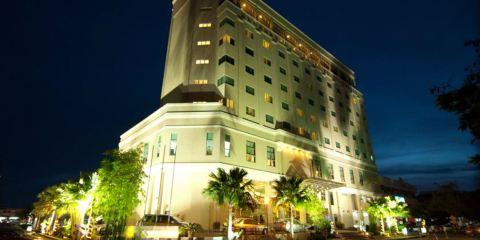 馬來西亞航空公司亞羅士打星園大酒店