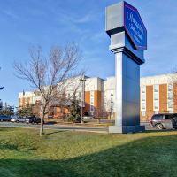 希爾頓卡爾加里機場歡朋套房酒店(Hampton Inn & Suites by Hilton Calgary-Airport)